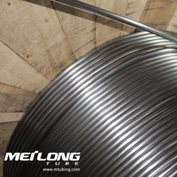 Duplex 2205 Stainless Steel Coiled Control Line Umbilical Tubing