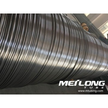 Duplex 2205 Stainless Steel Coiled Umbilical Tubing