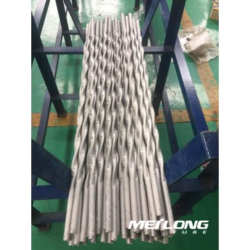 Twisted Tube for Heat Exchanger