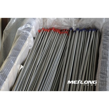 ANSI 304L Stainless Steel Instrument Tubing