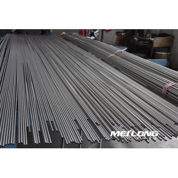 ANSI 316L Stainless Steel Instrument Tubing