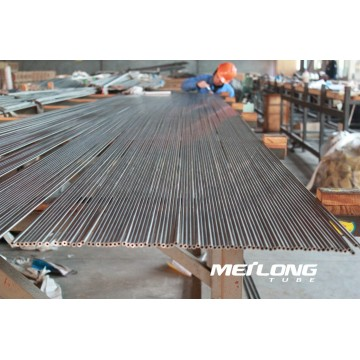 TP316L Seamless Stainless Steel Hydraulic Tubing