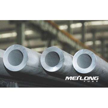 ASTM A312 TP304H Seamless Stainless Steel Pipe