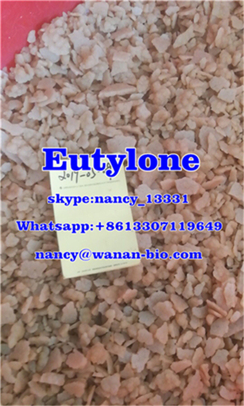 Brown eutylone/eutylone Crystal Pure Research Chemicals